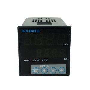 Inkbird PID Thermostat °F °C Display Stable Digital Temperature Controller Heating Cooling Control ITC106VH SSR Output Relay Alarm
