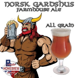Norsk Gardshus Farmhouse Ale – Limited Edition Kits
