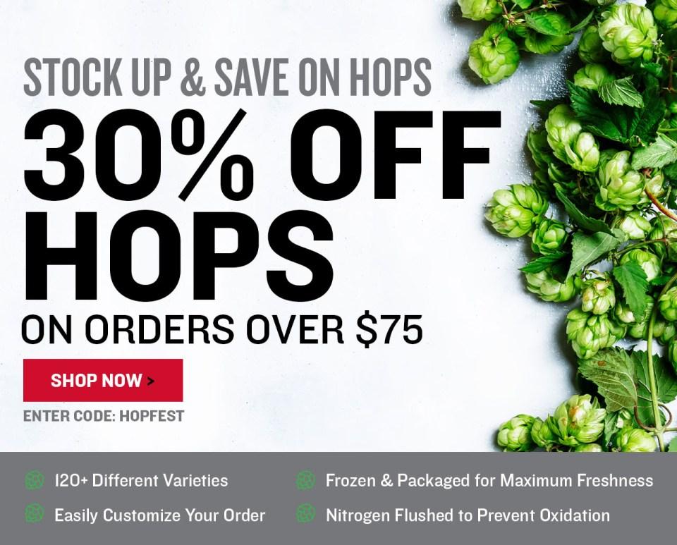 northern brewer hop sale
