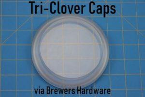 ri Clover Compatible Clear Polycarbonate Cap