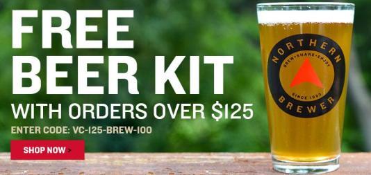 Free Beer Kit