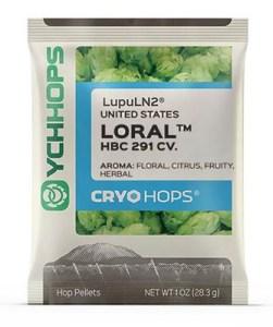 Cryo Loral Hops