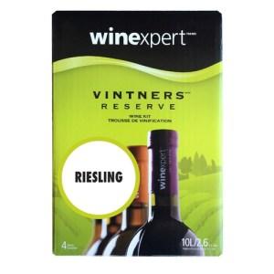 Winexpert Vintner's Reserve Riesling Wine Recipe Kit W278