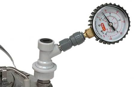 DuoTight Keg Pressure Tester