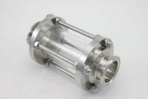 "1.5"" Tri Clover Compatible Sight Glass - Refurbished"