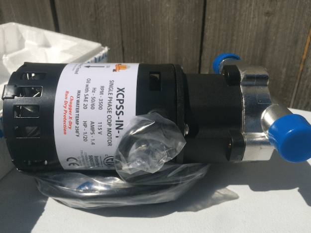 Hands on Review: Chugger Pumps X-Dry Series Homebrew Pump!