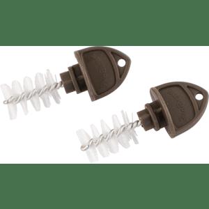 Draft Beer Faucet Brush and Plug (Intertap/Perlick Compatible) - 2 Pack