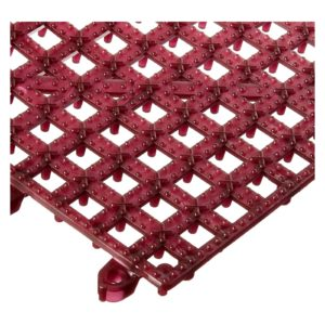 San Jamar Versa-Mat Interlocking Sanitary Bar Mats