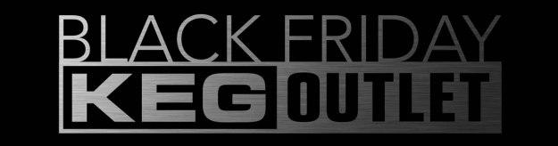 Keg Outlet Black Friday Sale Is Live Homebrew Finds