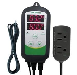 Inkbird Dual Stage Digital Temperature Controller
