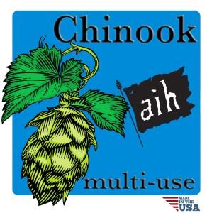 Chinook Hop Pellets 1 lb