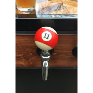 Billiard / Pool Ball Beer Tap Handles - All Numbers Available
