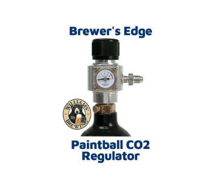 Paintball 0-12 PSI Brewer's Edge® Mini Regulator