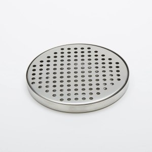 American Metalcraft DT3 Stainless Steel Drip Tray, Round