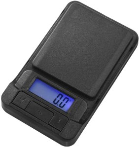 DigitZ DZ Series Digital Pocket Scale, Black, 600g x 0.1g (DZ5-600)