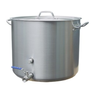 Heavy Duty Stainless Steel Brewing Kettle - 15 gal. BE315
