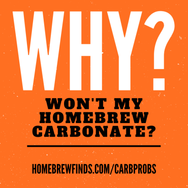 Why Won't My Homebrew Carbonate