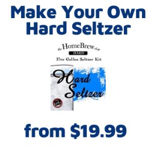 home made hard seltzer