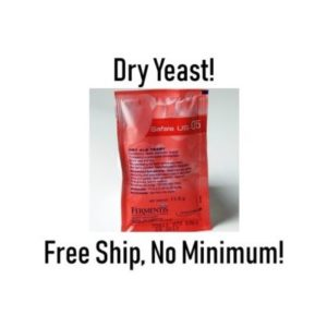 homebrew dry yeast deal