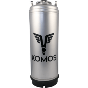 KOMOS® Homebrew Keg - 5 Gallon Ball Lock Keg KEG685