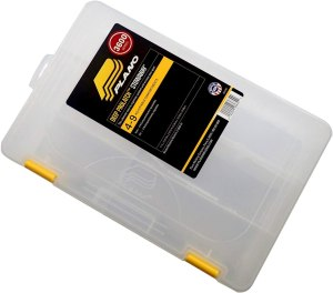 Plano 2363001 Prolatch Stowaway Deep Box with Adjustable Compartments