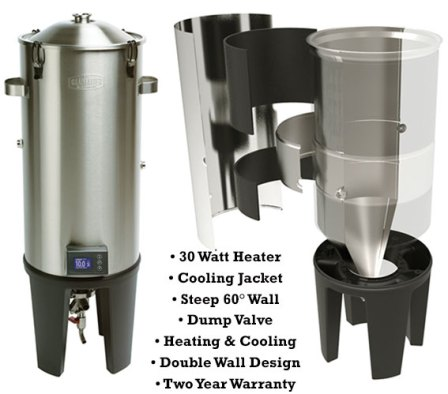 grainfather conical