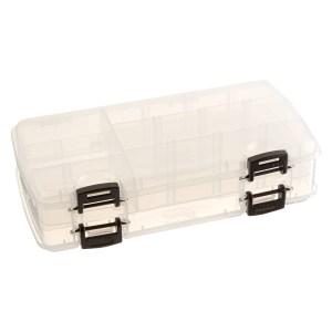 Plano Adjustable Double-Sided StowAway Tackle Box Premium Tackle Storage