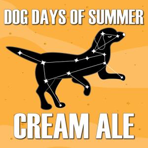 """Dog Days of Summer"" Cream Ale- Extract Recipe Kit"