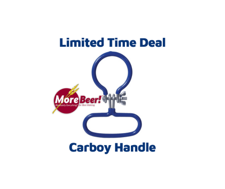 Carboy Handle - Threaded Neck Carboys FE515