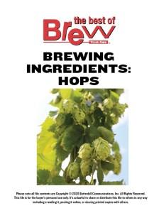 Brewing Ingredients: Hops — Digital Download