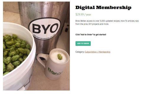 byo magazine deal