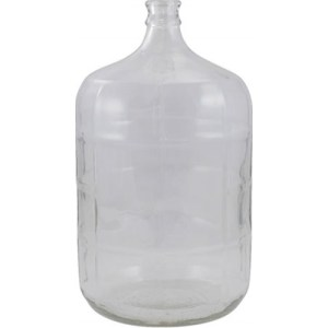 Glass Carboy - 5 gal. (Italian) FE327