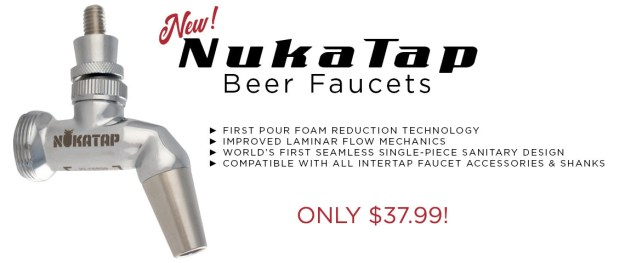 Introducing Nukatap Beer Faucets!