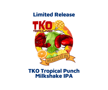 tko tropical punch milkshake beer
