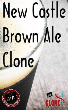 Newcastle Brown Ale Clone Recipe Kit
