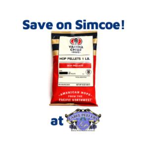 simcoe hop deal