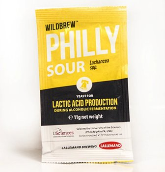 Lallemand Wildbrew™ Philly Sour Yeast