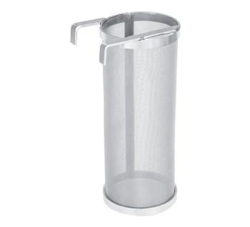 Hop Filter Strainer for Home Beer Brewing Kettle- 300 Micron Mesh Stainless Steel, Homebrew Hops Beer& Tea Kettle Brew Filter (3.94 x 10.04 in/ 5.91 x 13.78 in)(1025.5cm)