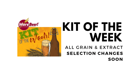morebeer.com kit of the week