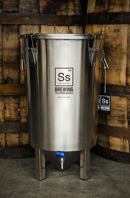Ss Brewtech Brew Bucket Stainless Steel Fermenter