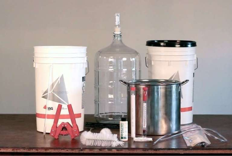 Brewing Equipment Starter Kits