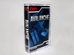 Avalanche ZX81 Packaging