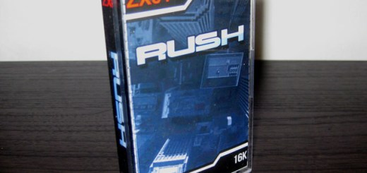 Rush ZX-81 Packaging