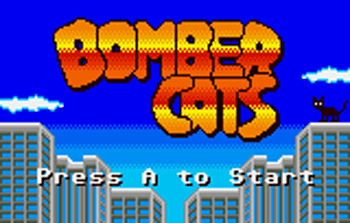 Bomber Cats