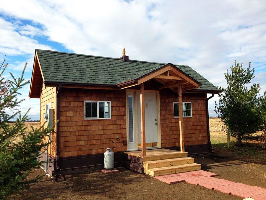 Iowa Tiny Home Build