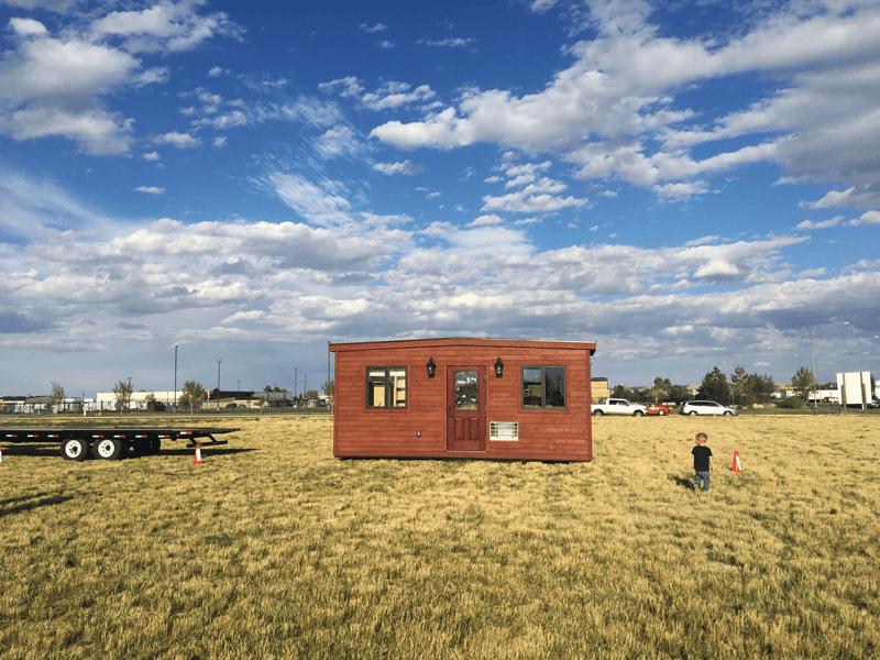 Tiny Home Build by Eco-Built (3)