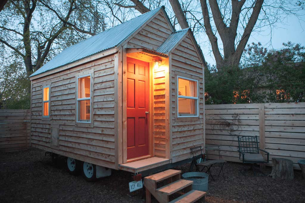 Nebraska Custom Tiny Homes