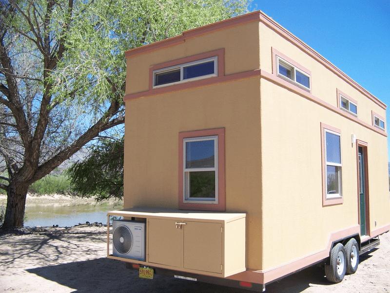 New Mexico Custom Tiny Homes