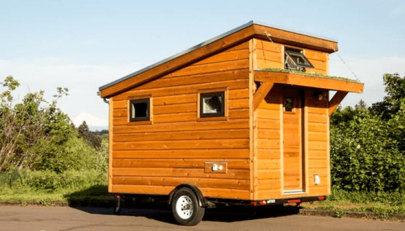 Oregon Custom Tiny House