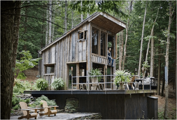 Green Tiny Home Architecture